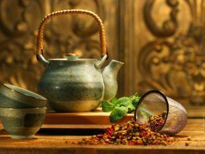 Чайник для приготовления отвара или настоя