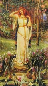 Богиня Сив