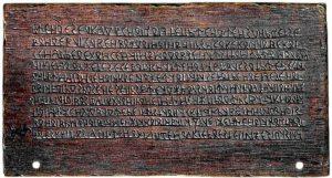 Фотография дощечки №16 из книги Велеса