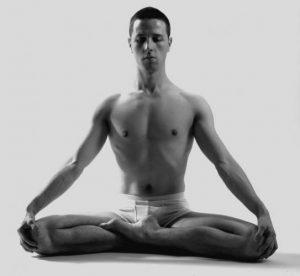 Поза для медитации - сидхасана
