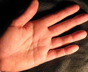 Пальцы рук и характер