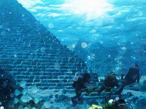 Пирамида Атлантиды