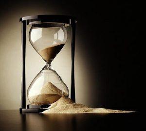 Песочные часы времени
