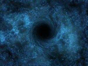 Черная дыра, зачем она нужна?