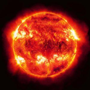 Солнце - временной портал