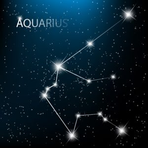 Созвездие Водолея