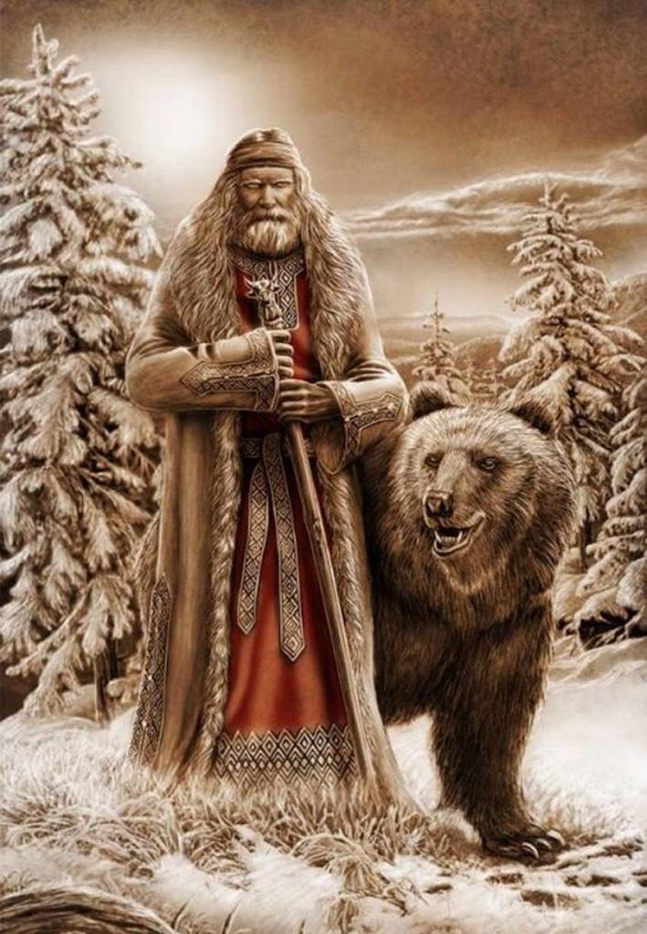 Амулет медвежья лапа значение