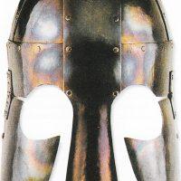 Реконструкция шлема викинга