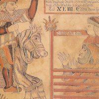 Хермод, едущий в Хель на Слейпнире, чтобы освободить Бальдра. XVIII в