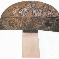 Эфес меча викингов, найденный в Швеции