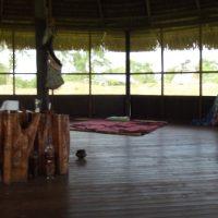 Место для церемонии Аяхуаски