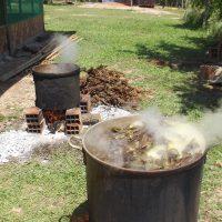 Приготовление Аяхуаски