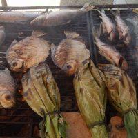 Ужин в Перу
