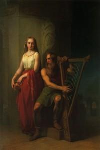 Идунн и Браги