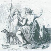 Ньерд и Скади