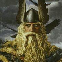 Верховный бог Один