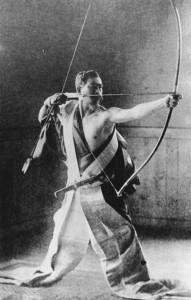 Дзен-медитация в стрельбе из лука