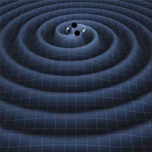 Спиралевидная гравитационная волна
