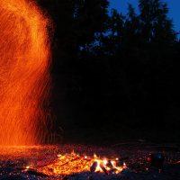 Дождь из огня