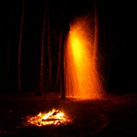 Ночные огнепады