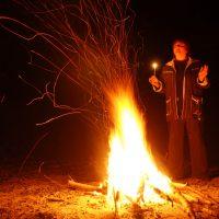 Общение с огнем