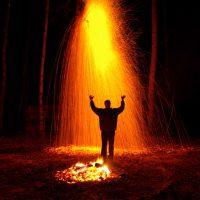 Огнепад во тьме