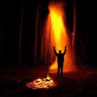 Огнепады во тьме