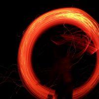 Танец стихии огня