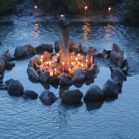 Вечерняя молитва живых камней