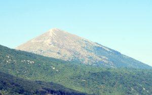 Гора Сатва в Сербии
