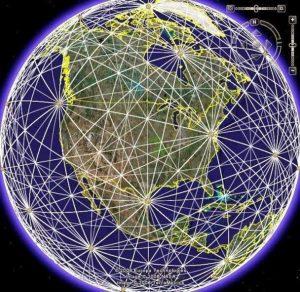 Ноосфера - информационное поле Земли (NASA)