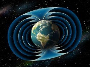 Смена магнитных полюсов планеты Земля
