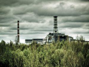 Чернобыльский реактор