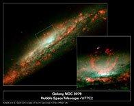В центре видимой части Вселенной — обитель Бога?