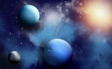 Планеты Уран, Непун и Плутон - характеристика в астрологии